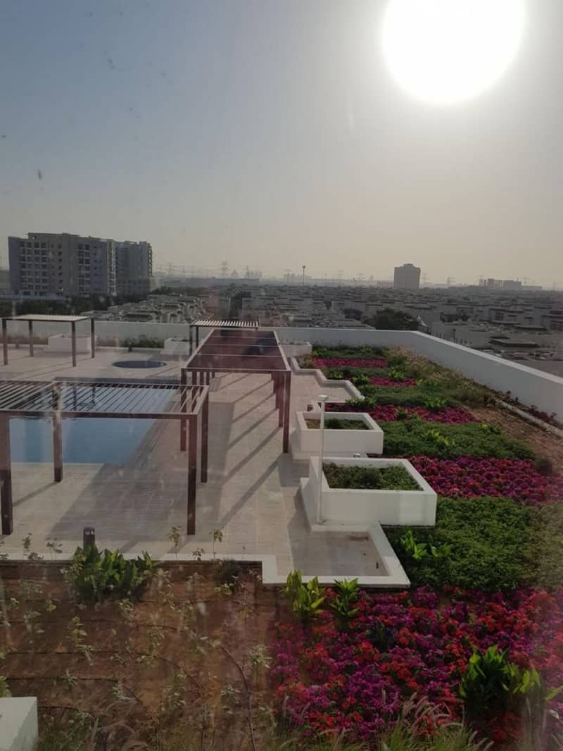 15 Furnished Brand new One Bedroom Apartment in Furjan