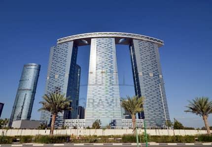 شقة 1 غرفة نوم للايجار في جزيرة الريم، أبوظبي - شقة في برج البوابة 1 برج البوابة شمس جيت ديستريكت جزيرة الريم 1 غرف 57000 درهم - 4461490