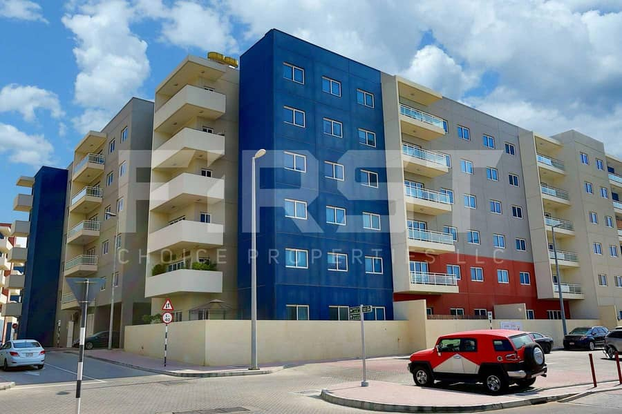 20 Vacant Unit!! Type C Apartment in Al Reef!