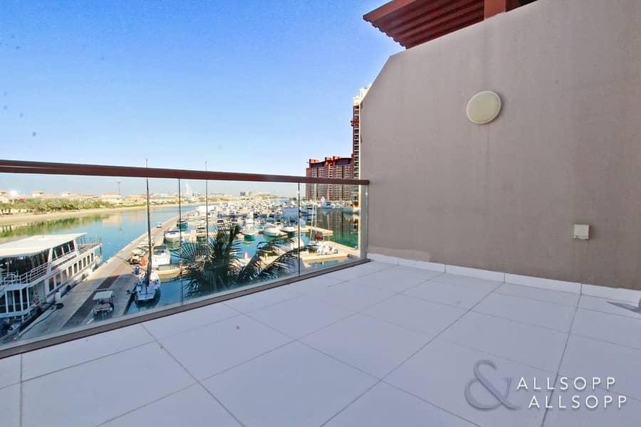 Studio | Full Sea Views | Larger Balcony