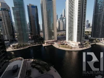 2 Bedroom Apartment for Rent in Jumeirah Lake Towers (JLT), Dubai - Massive 3BED with Breathtaking Golf Views