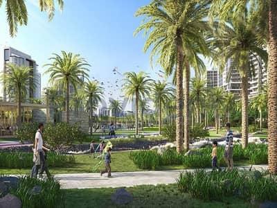 فلیٹ 2 غرفة نوم للبيع في دبي هيلز استيت، دبي - Golf Course View 6040 Payment Plan 1BR  
