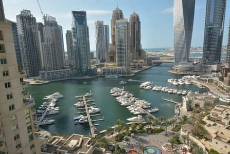 2 Bedroom Apartment for Rent in Dubai Marina, Dubai - Most Demanded Apartment in Emaar Six Towers