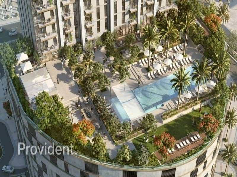 15 Burj Crown | 50-50 Payment Plan | 50% DLD Off