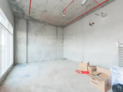 Shop for Rent in Jumeirah Village Triangle (JVT), Dubai - Shell and Core | Shop | Imperial Residence