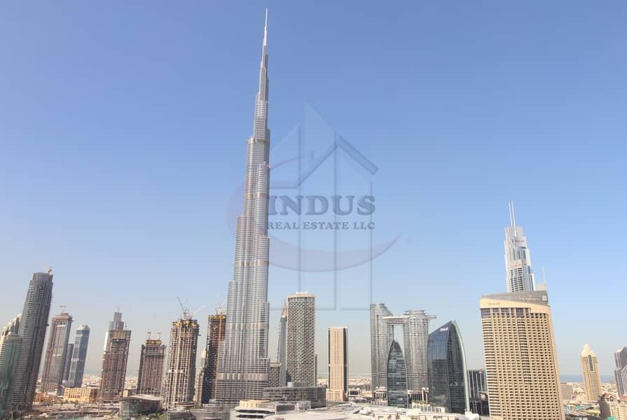 Burj & Fountain View |Handedover | Brand New | Luxury Living