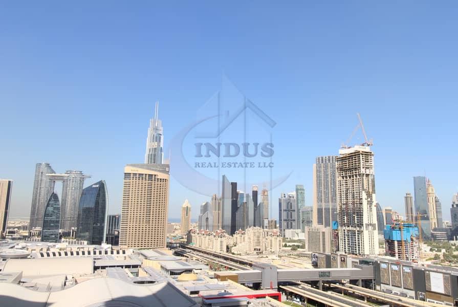 10 Burj & Fountain View |Handedover | Brand New | Luxury Living