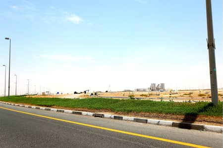 Plot for Sale in Zayed City (Khalifa City C), Abu Dhabi - Residential Land in Good Location