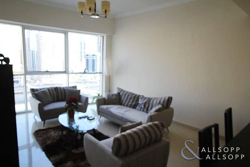 2 1 Bedroom | Full Furnished | Marina Views