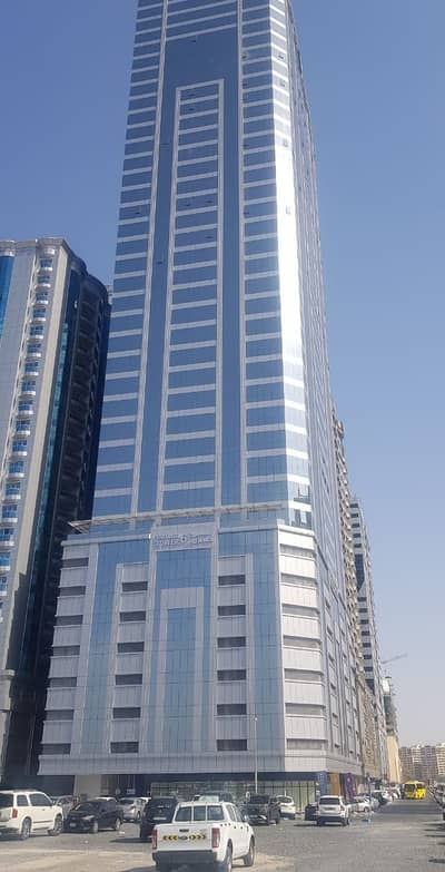 2 Bedroom Apartment for Rent in Al Nahda, Sharjah - For rent in Sharjah Al Nahda area apartment in Saha Tower 6