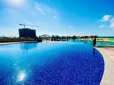 فلیٹ 1 غرفة نوم للايجار في شاطئ الراحة، أبوظبي - Canal side 1 bedroom Apartment with facelities