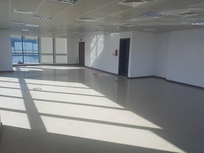 Office for Rent in Jumeirah Lake Towers (JLT), Dubai - Fitted Office | Higher Floor| Jumeria Bay JLT