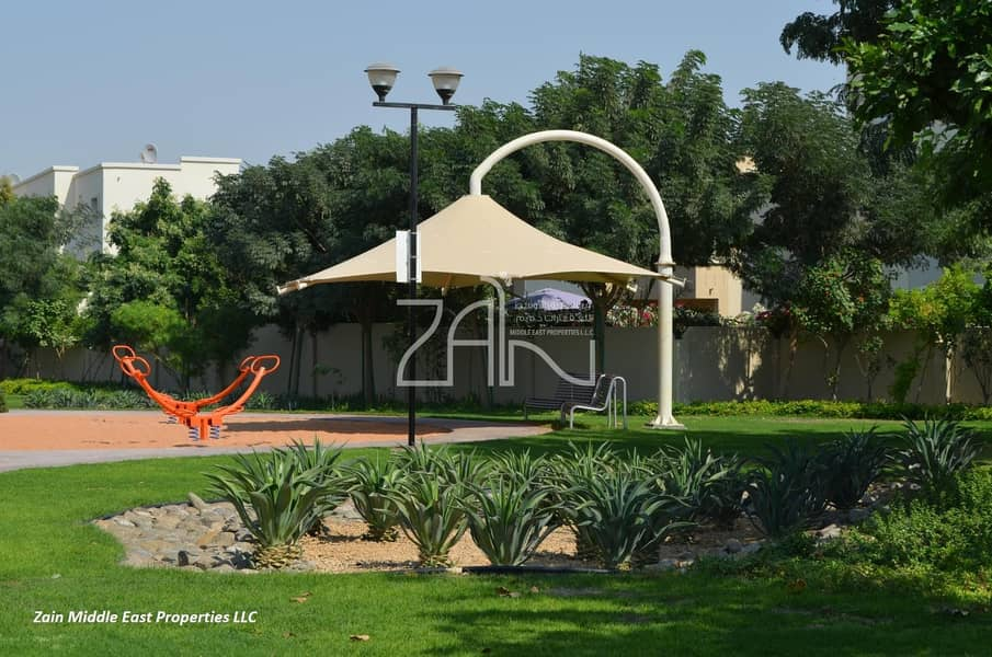 14 Well Maintained 2 BR Villa with Private Garden