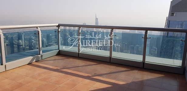 Full Sea View | Gorgeous 2BR Apt |Princess Tower
