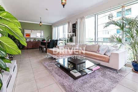شقة 2 غرفة نوم للبيع في ذا فيوز، دبي - The Fairway West  | 2 Bed Apt | Golf Views