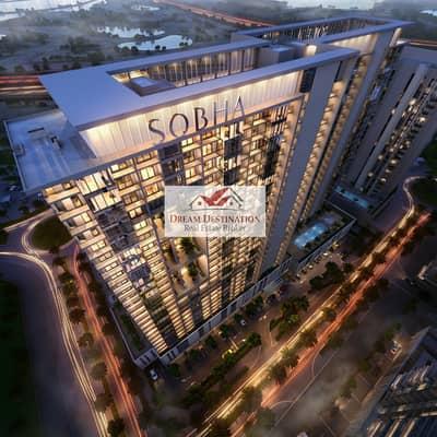 2 Bedroom Apartment for Sale in Mohammad Bin Rashid City, Dubai - 2 BR - Modern Luxury Apartment in Sobha Creek Vistas  - No Commission