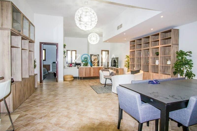 2 Luxurious|Fully Furnished w/ Backyard View