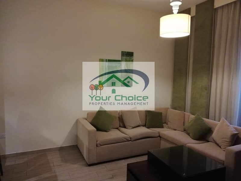 7 Fully Furnished  1 Bedroom | Free Water & Electricity   for only 5