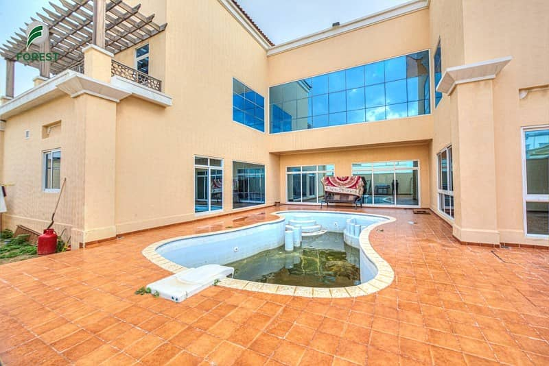 14 Luxury Fully Furnished 4 Beds Villa | Private Pool