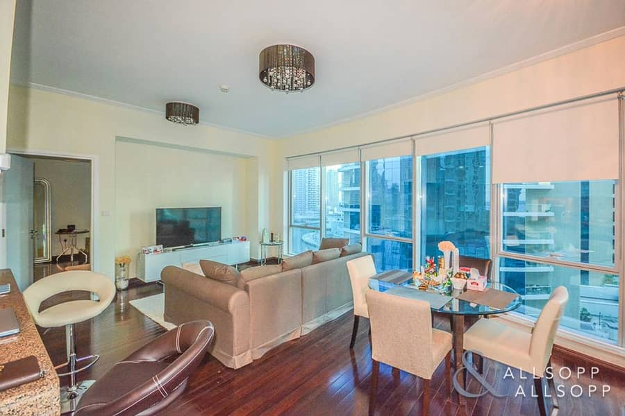 2 One Bed | Upgraded | Marina and Sea View