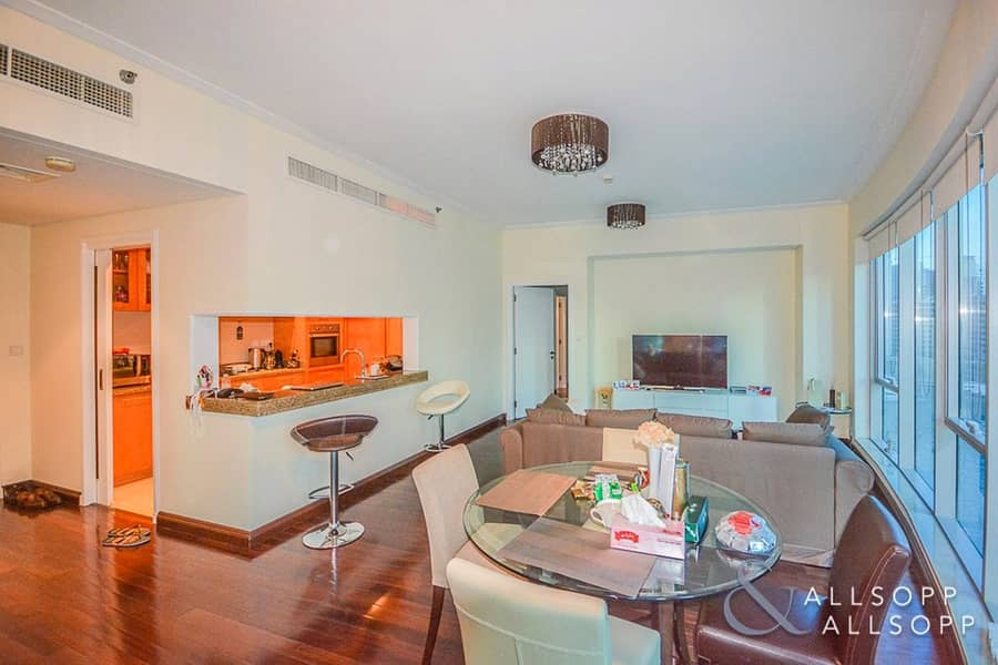 One Bed | Upgraded | Marina and Sea View
