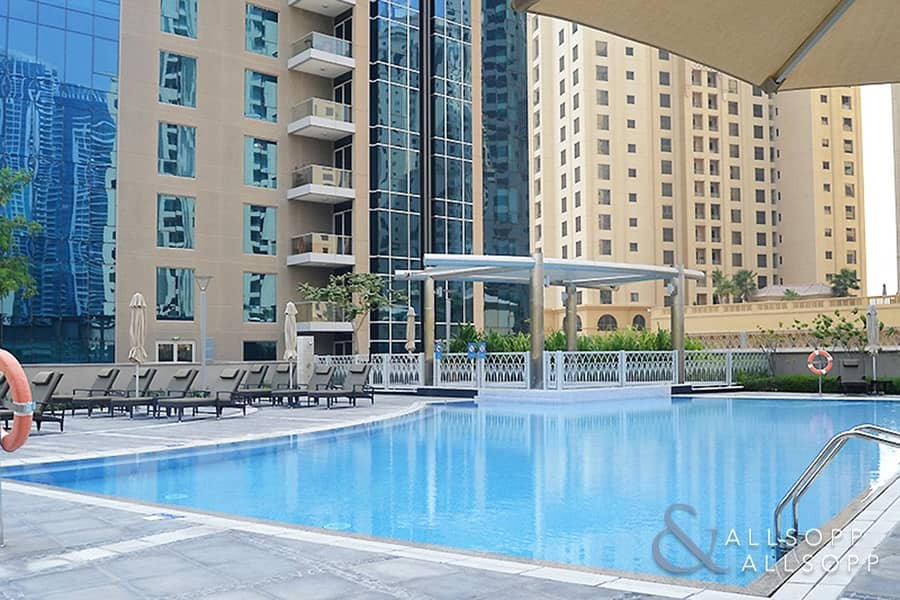 10 One Bed | Upgraded | Marina and Sea View