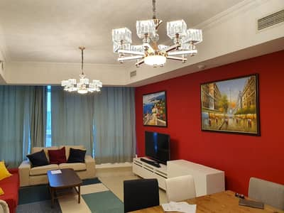 Exquisite Furnished Apartment filled with Colors!!