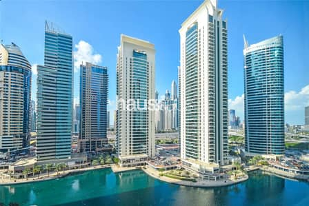 2 Bedroom Flat for Rent in Jumeirah Lake Towers (JLT), Dubai - Large 2-Bed+storage | Closed Kitchen | Great Views