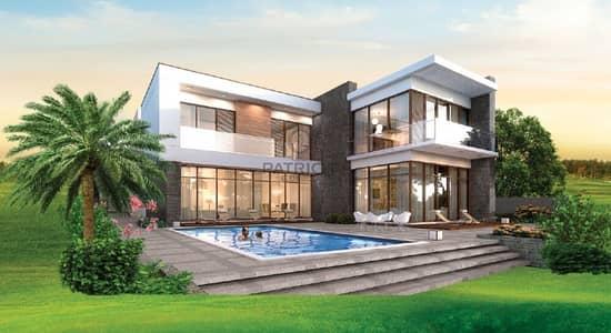 5 Bedroom Villa for Sale in Akoya Oxygen, Dubai - Best offer ! 6 Bed Villa for sale in Dubai from developer