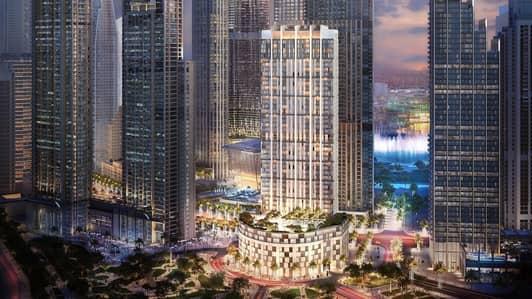 1 Bedroom Flat for Sale in Downtown Dubai, Dubai - Burj Crown | 50/50 Payment Plan | 1 BR