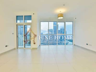 3 Bedroom Apartment for Rent in Al Reem Island, Abu Dhabi - Commission Free ! Visually Stunning 3BR Apartment