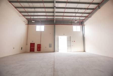 مستودع  للايجار في منطقة الإمارات الصناعية الحديثة، أم القيوين - Brand New 300Kw Connected Power Warehouse for rent in UAQ