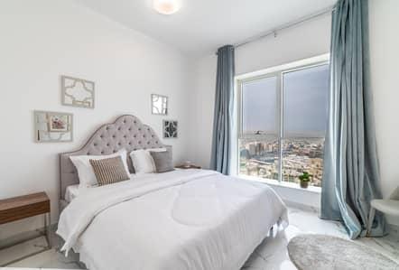 فلیٹ 1 غرفة نوم للبيع في الراشدية، عجمان - شقة في أبراج الواحة الراشدية 1 الراشدية 1 غرف 725000 درهم - 4461543