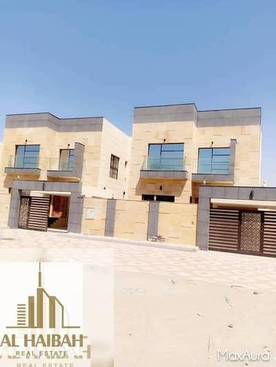 5 Bedroom Villa for Rent in Al Mowaihat, Ajman - New villa first inhabitant for rent a wonderful finishing