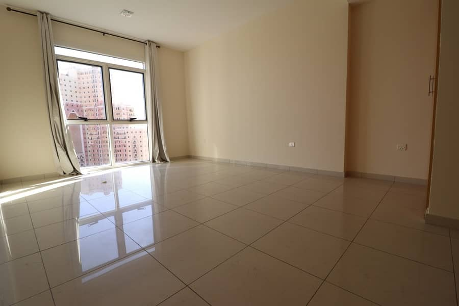 Chiller free one bedroom for rent in Spring Oasis, Silicon oasis