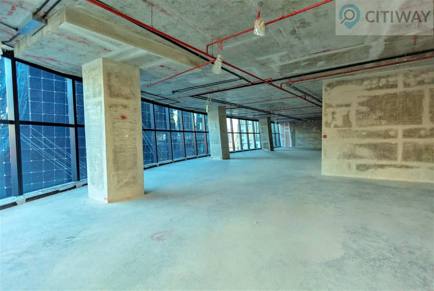 2 Amazing View | FULL FLOOR | Shell and Core