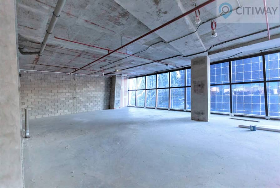 15 Amazing View | FULL FLOOR | Shell and Core