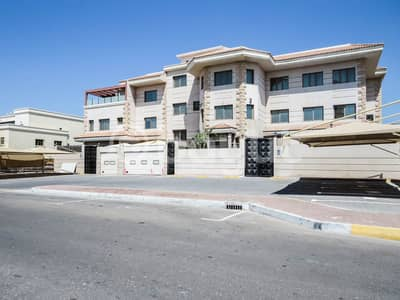 1 Bedroom Flat for Rent in Al Mushrif, Abu Dhabi - All in @ 3,600!!! Super Spacious 1BHK with Back Yard Near Pepsi Cola Company In Mushrif