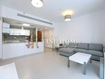 1 Bedroom Apartment for Rent in Al Reem Island, Abu Dhabi - Irresistible Fully-Furnished 1BR Apartment