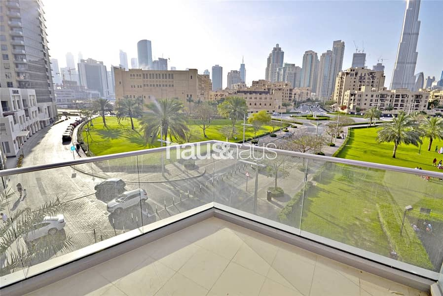 10 640 sq.ft | Park and Khalifa View | Chiller Free