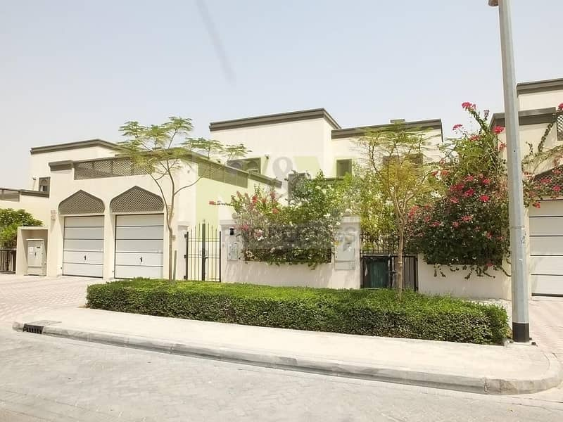 2 A 3BR Villa in District 5.Large Plot Landscaped Plot and Pool.