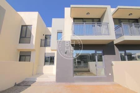 تاون هاوس 3 غرف نوم للايجار في دبي هيلز استيت، دبي - Single row   Brand New   1 Year Warranty