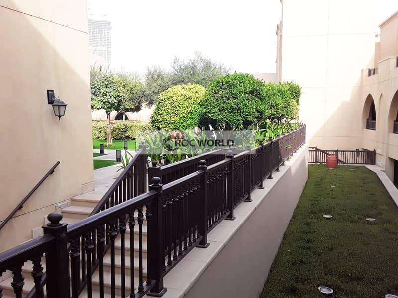 9 Chiller Free   Fully Furnished 1 Bedroom Apartment   Spacious Terrace