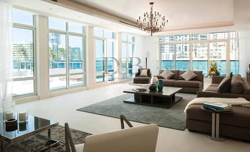 5 Bedroom Villa for Rent in Dubai Marina, Dubai - Marina View | Luxurious 5BR Villa In Dubai Marina