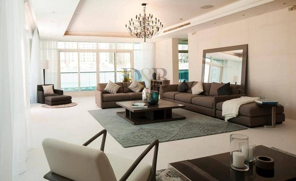 2 Marina View | Luxurious 5BR Villa In Dubai Marina
