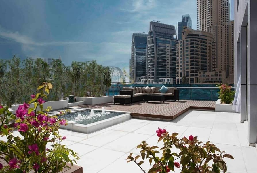 14 Marina View | Luxurious 5BR Villa In Dubai Marina
