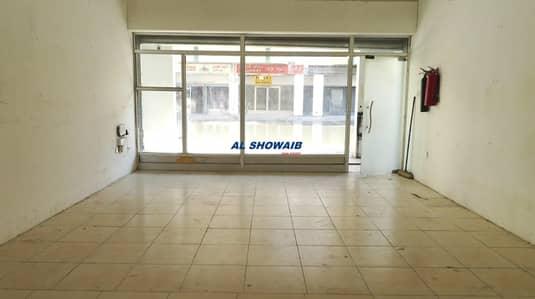 300 Sq-ft Shop in Shk hamdan Colony Al Karama