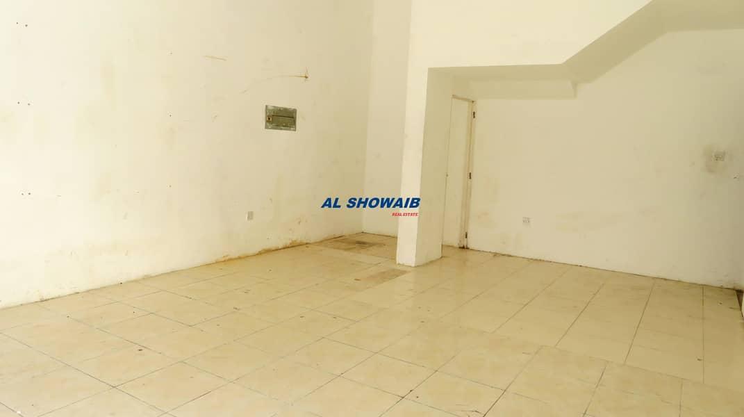 2 300 Sq-ft Shop in Shk hamdan Colony Al Karama