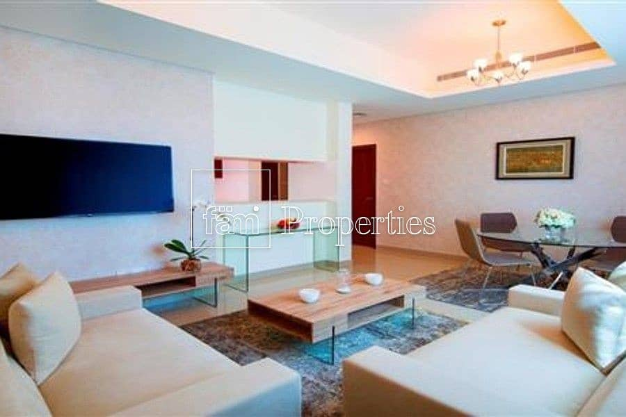 Fully Furnished | Perfect View