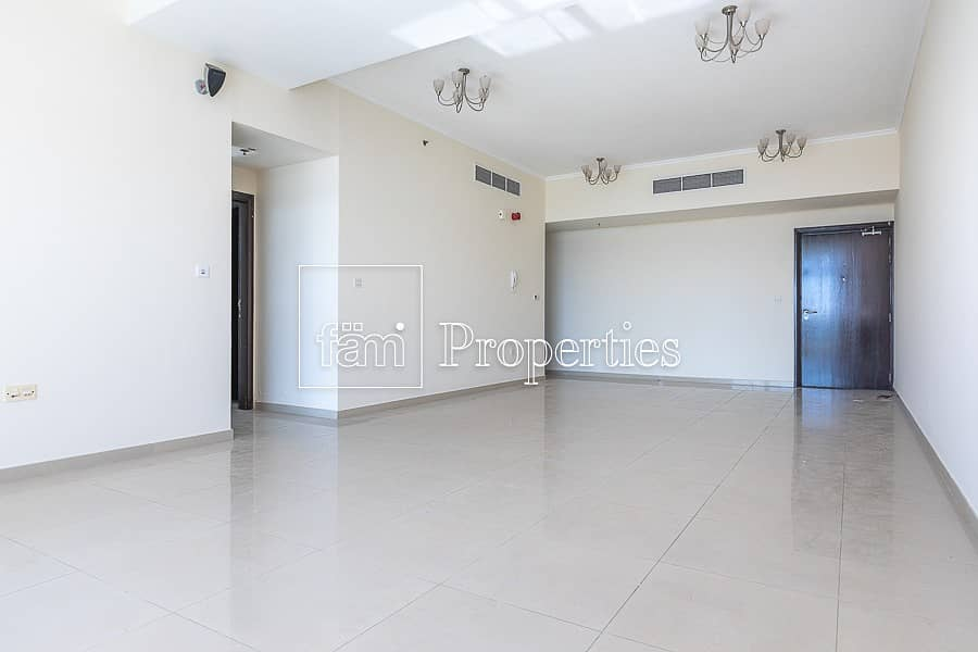 DEC Tower 1 - Two Bed for rent